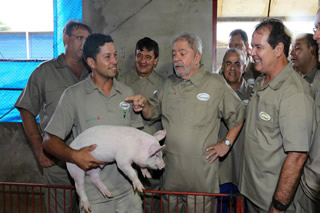 Lula no Acre